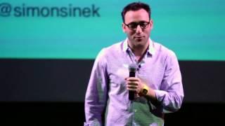 Simon Senek, Asking Favors