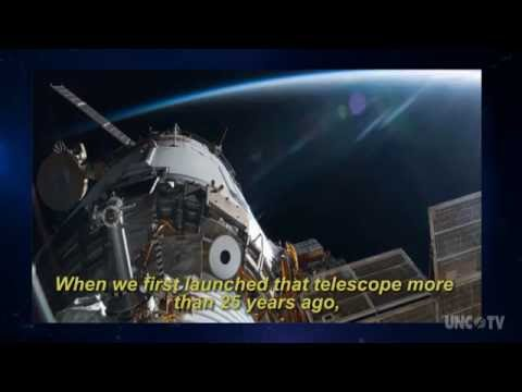Ask An Astronaut-How Does Space Flight Help life on Earth? | UNC-TV Science