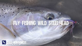 Epic Fly Fishing for Wild Steelhead & A Passion for Adventure  | Cast Northwest | Episode 7