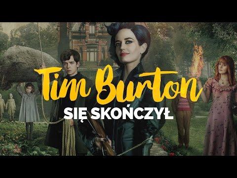 Tim Burton się skończył - Osobliwy dom Pani Peregrine