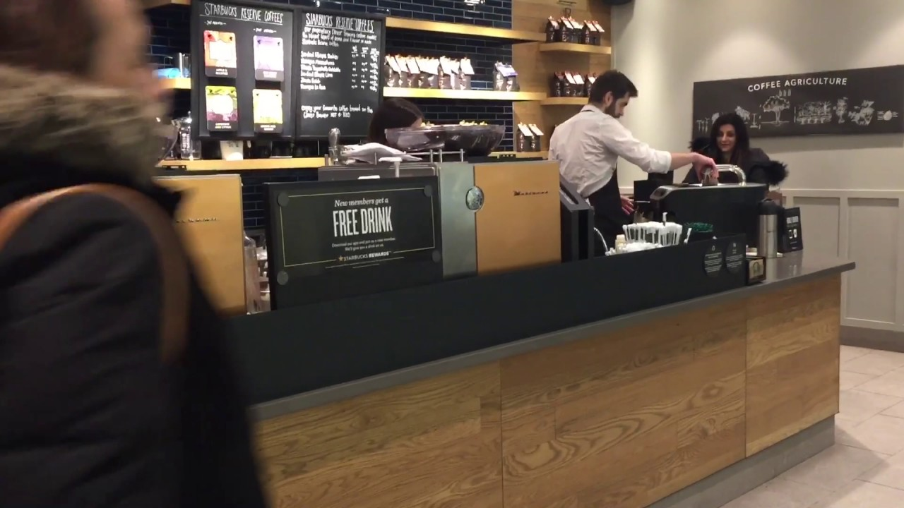 Starbucks new Clover Coffee Machine - Coffee Magic reverse ...