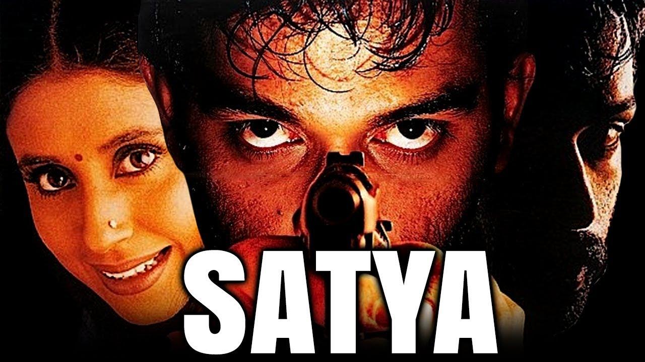 Download Satya (1998) Full Hindi Movie | J.D. Chakravarthy, Urmila Matondkar, Manoj Bajpayee, Shefali Shah