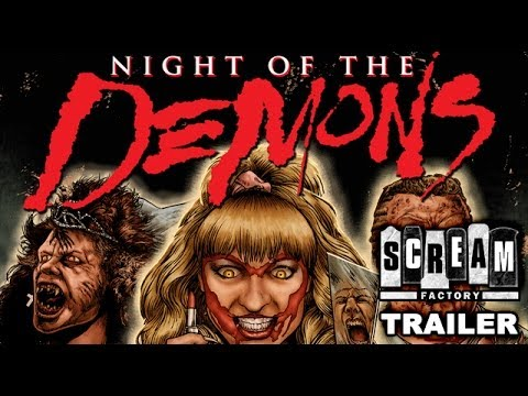 Theatrical   Night of the Demons 1988