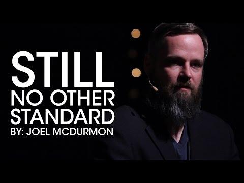 Still No Other Standard | Dr Joel McDurmon #GGC15