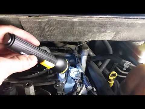 Chrysler Voyager-  2,8 CRD ошибка 0340 Датчик положения распределительного вала. Nockenwellensensor