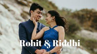 Save the date | Rohit & Riddhi | RpyaaR | Rabba mehar kari