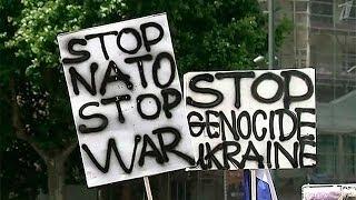 сегодня последние новости, Акции протеста против войны на Украине прошли сразу в нескольких европейс