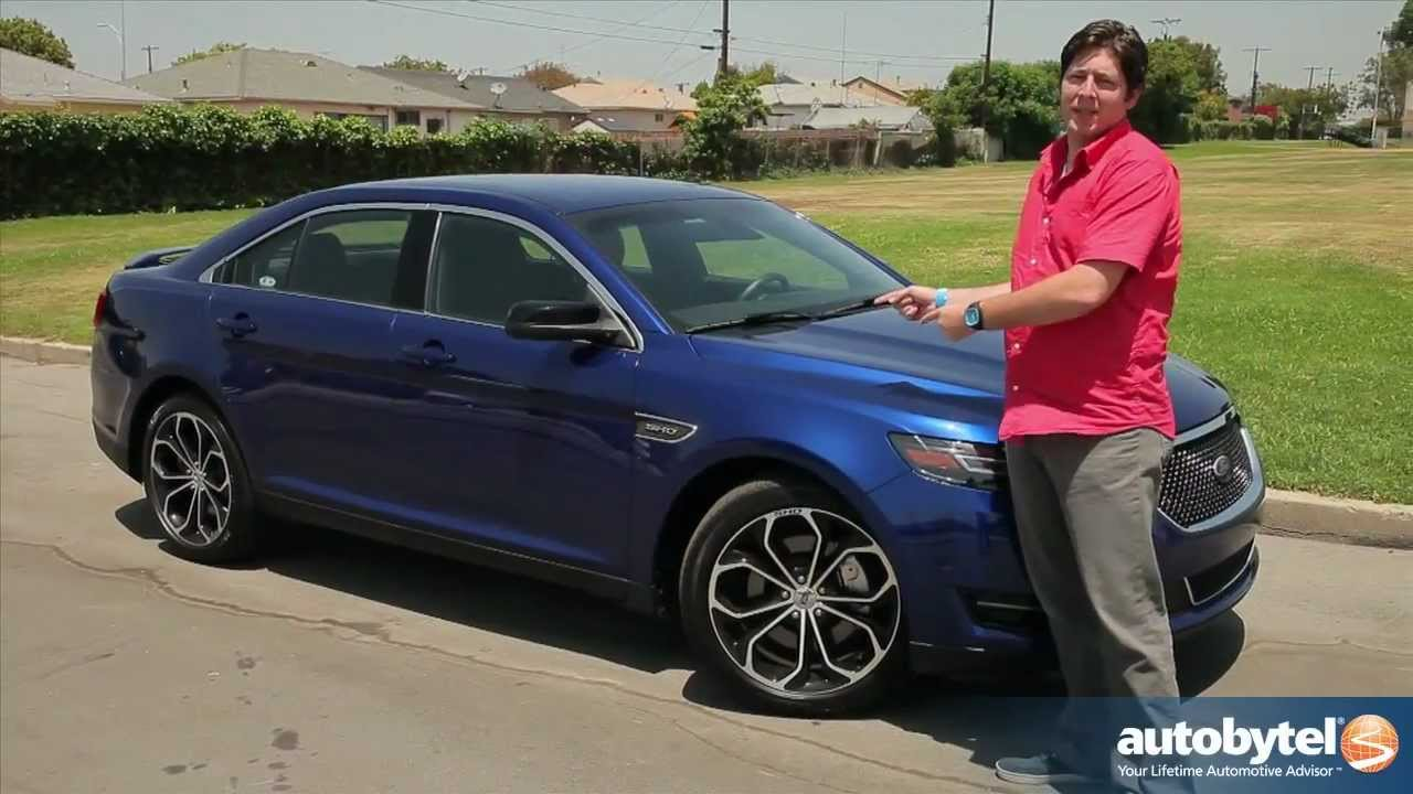 Ford Taurus Sho Ecoboost Test Drive Car Video Review