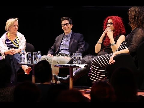 Panel - Pictures of You: Women in Media and Pop Culture (All About Women 2014)