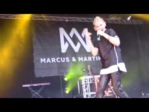 Marcus & Martinus - Vi tar privat fly!!!
