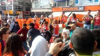 Avrasya Maratonu Migros Orkestrası