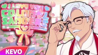 Trying To Date Colonel Sanders In A KFC Dating Game