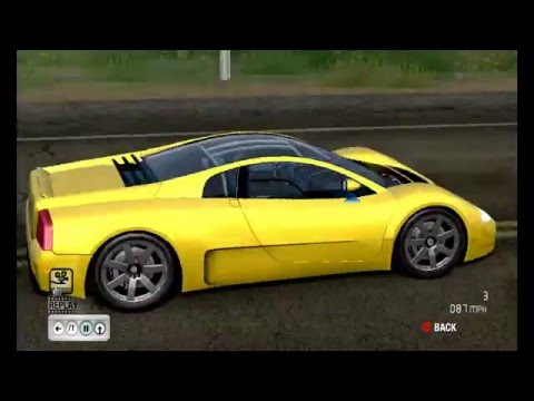 Test Drive Vw W12 Coupe Youtube