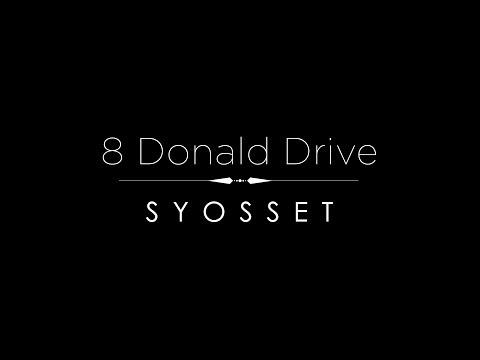 8 Donald Dr  |  Syosset, NY  |  4K Aerial