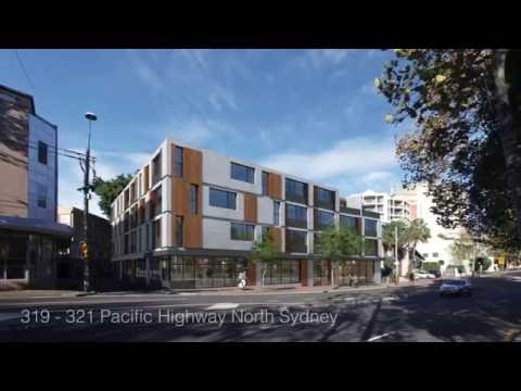 East Lane - 319-321 Pacific Highway, North Sydney