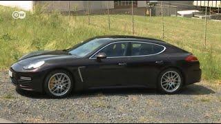Porsche Panamera - самый необычный представительский автомобиль(Porsche Panamera Turbo сочетает в себе динамичность спорткара и комфорт представительского автомобиля. А звук турбир..., 2014-08-17T15:27:50.000Z)