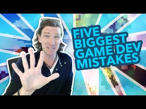 5 Biggest Game Creator Mistakes