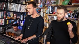 Until The Ribbon Breaks: NPR Music Tiny Desk Concert