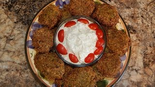 How To Make Falafel | Easy Falafel Recipe