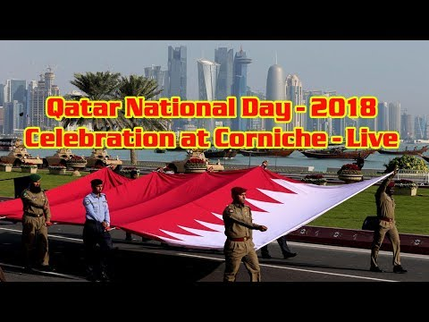 Qatar National Day - 2018 Celebration at Corniche - Live | Gulf Tamil