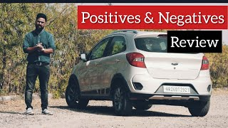 Ford Freestyle Petrol - All Positives & Negatives | Best Cross-Hatch