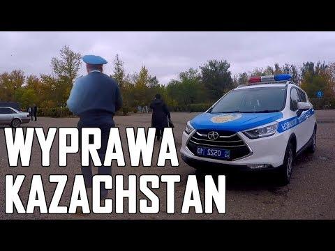 Zatrzymani przez milicję w Kazachstanie - Urbex History