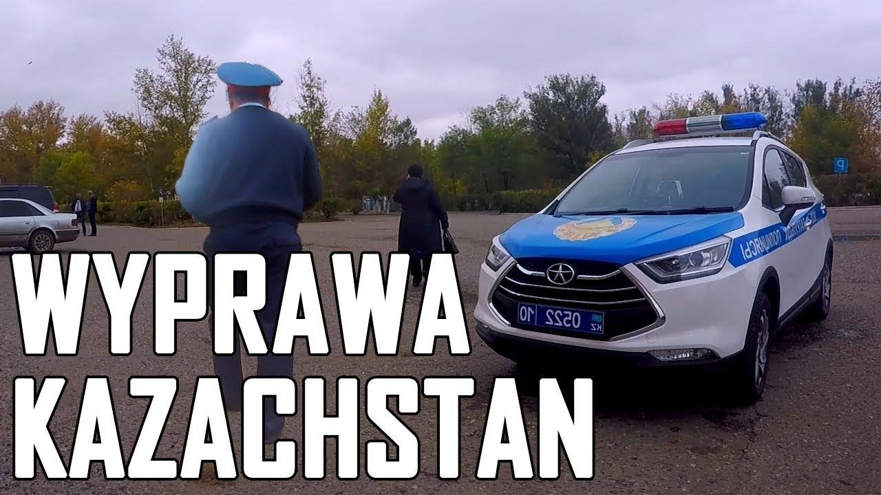 Zatrzymani przez milicję w Kazachstanie – Urbex History