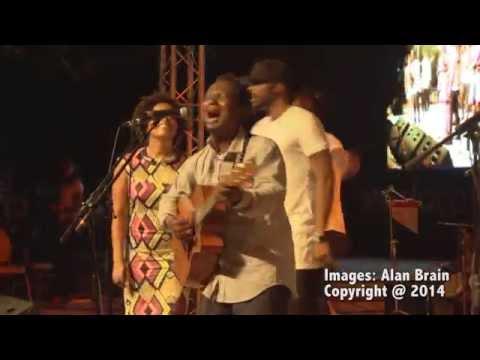 Highlights : Lokua Kanza 20 Ans De Carrière : Jazzkiff à Kinshasa