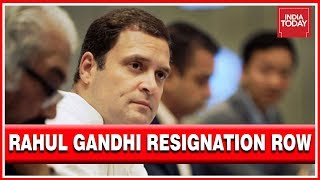Rahul Gandhi Upset Over No Senior Leaders Resigning After Poll Loss