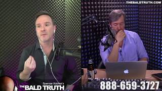 The Bald Truth May 22nd, 2018 - Dr. Jerry Cooley, FUE, Scar Repair, Propecia,