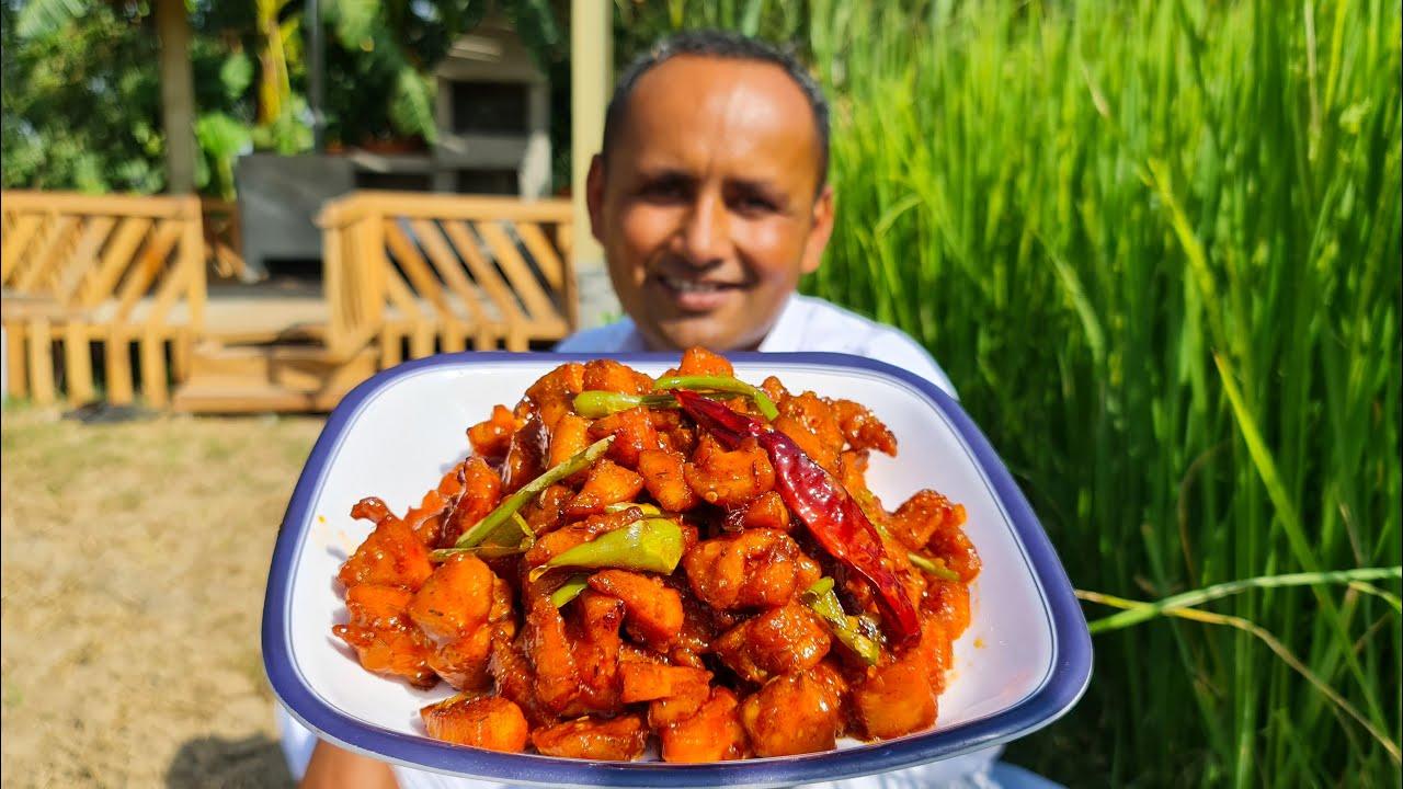 Chicken 65 Recipe | Hot & Spicy Chicken 65 | Hyderabadi Chicken 65 | Mubashir Saddique
