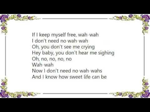 George Harrison - Wah-Wah Lyrics