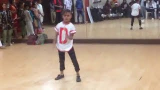 Ditya Bhande First Place In Mumbai Solo Dance Competition