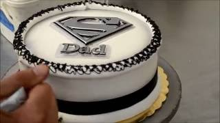 How Make Father Day Cake