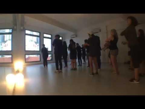 BTS Dance Workshop with WTF at studio deS Singapore!! (short video)