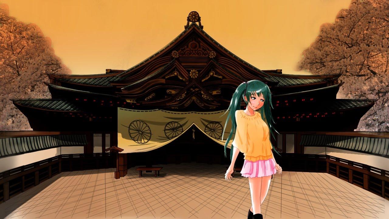 Girls in Maebashi