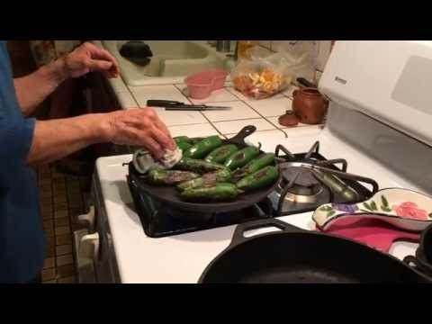 Patino Family Visually Teaching Kitchen Traditions