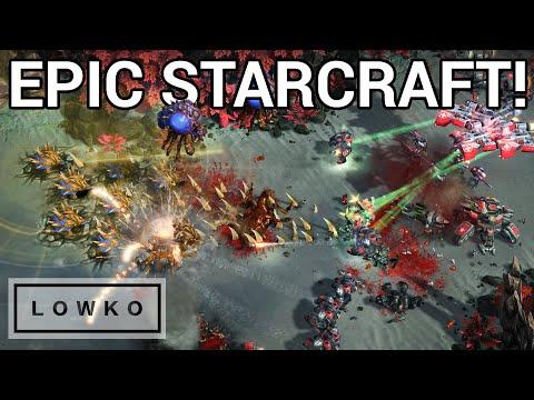 StarCraft 2: MARU vs REYNOR!