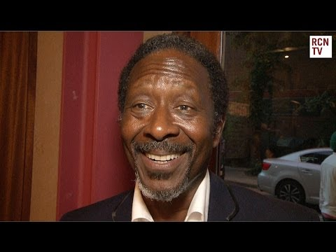 Clarke Peters   Stage Acting & The Wire