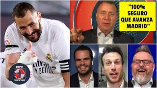 LIVERPOOL vs REAL MADRID. Ricky CALLÓ a todos, apostó a full al Madrid en Champions | Fuera de Juego