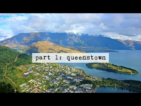 New Zealand 1: A week in Queenstown + A Seagull Attacks My Drone