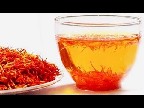 Drink A Glass Of Saffron Tea Every Day, THIS Will Happen To Your Body!