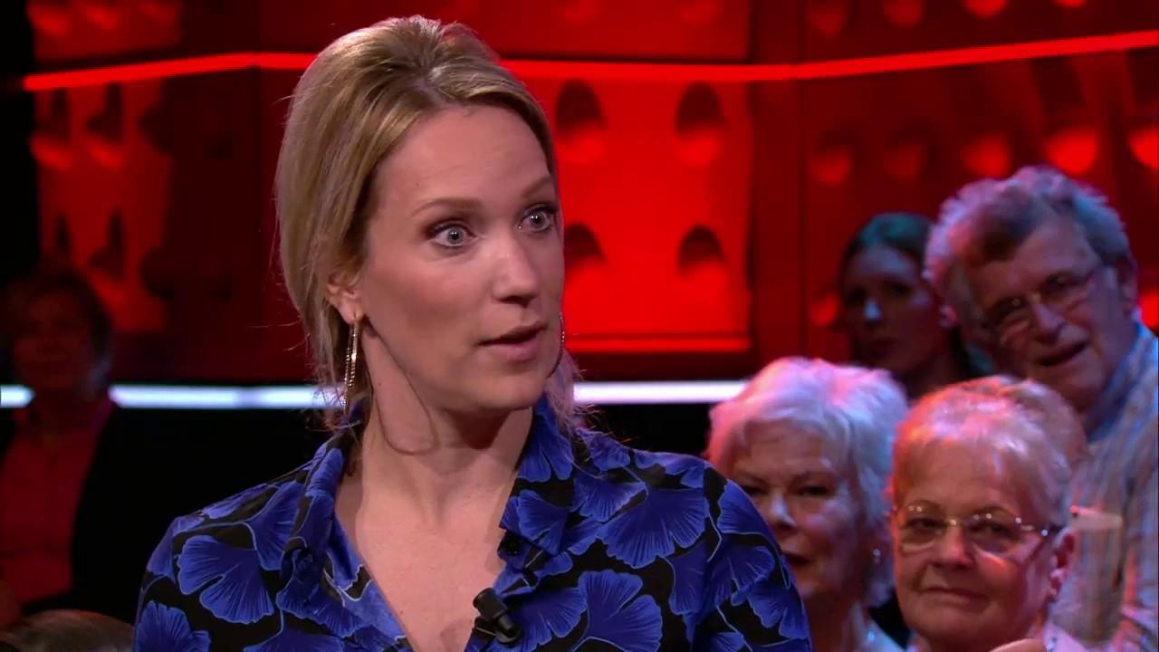 Helene Hendriks op de krukken over slachtoffers Bataclan ...