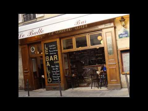 MÚSICA FRANCESA ROMÁNTICA en Cafés de PARIS / Mireille Mathie : Un Monde Avec & La Derniêre Valse