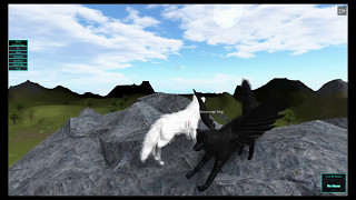 Roblox - Horse Heart (I Like To Be A Wolf)