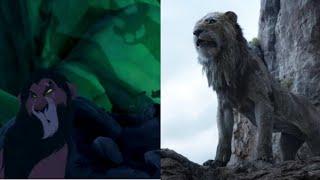 Download Король лев:Шрам рассказывает о смерти Муфасы и Симбы.1994/2019. Mp3 and Videos