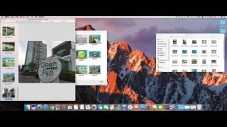 教學 如何把Iphone 手機照片和影片拿出來 ? 接上MAC直接匯入MAC一大串照片與影片