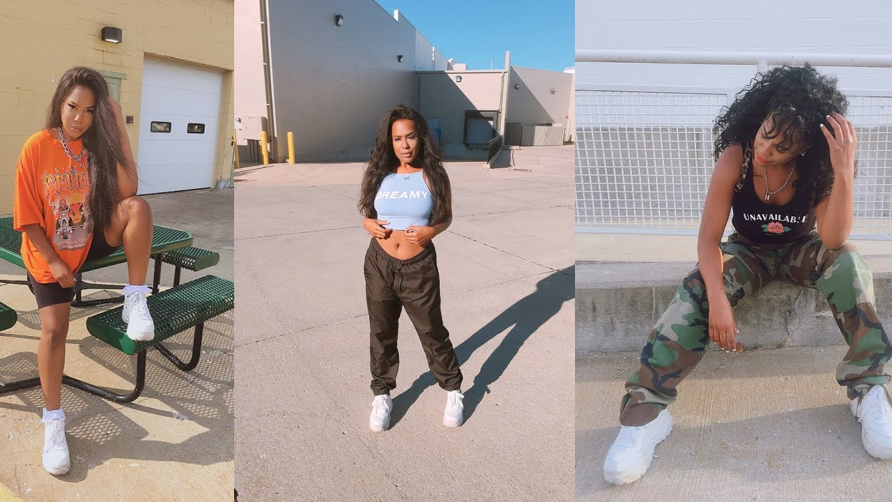 [VIDEO] - summer/fall lookbook | my outfits for a week 3