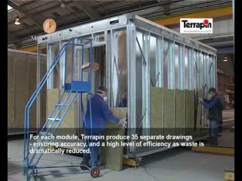 Modular Building System By Terrapin Youtube