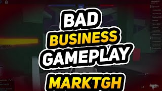 MarkTGH Frags Out in Roblox COD!| Bad Business Gameplay (Team Deathmatch)